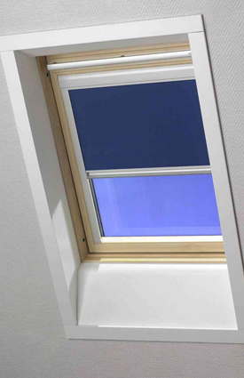 Velux blinds galaxy blinds st helens warrington for Velux window shades