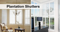 Plantation Shutters at Galaxy Blinds St Helens Merseyside and Warrington