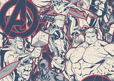 Marvel-Heroes-Fabric-500x500px