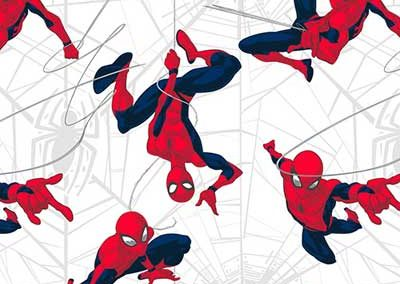 Marvel-Spider-Man-Fabric-500x500px